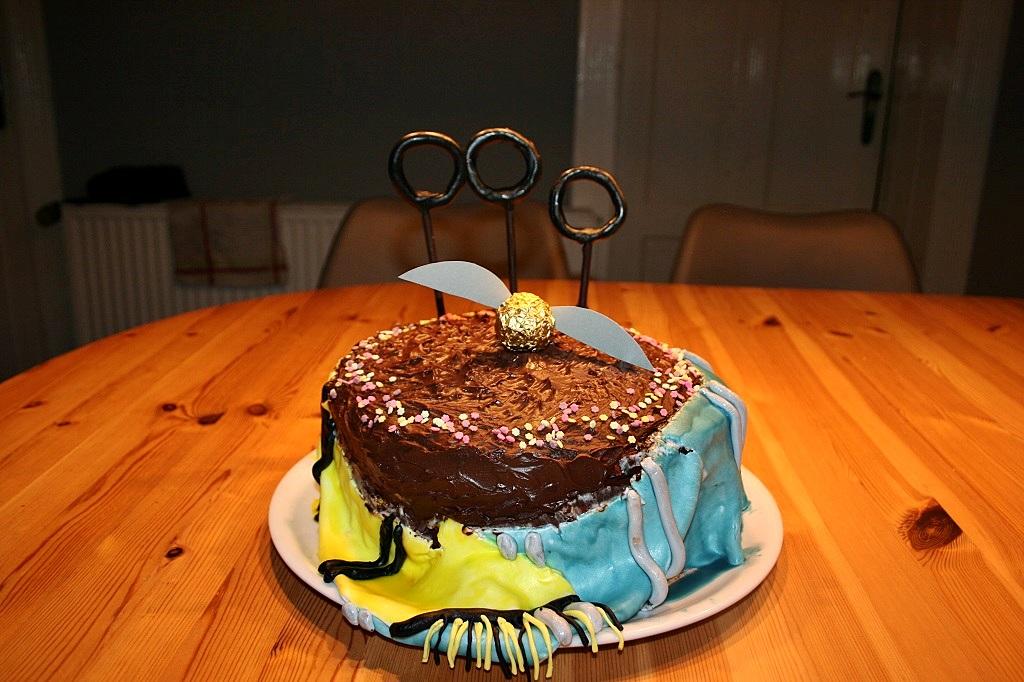 Harry Potter Torte