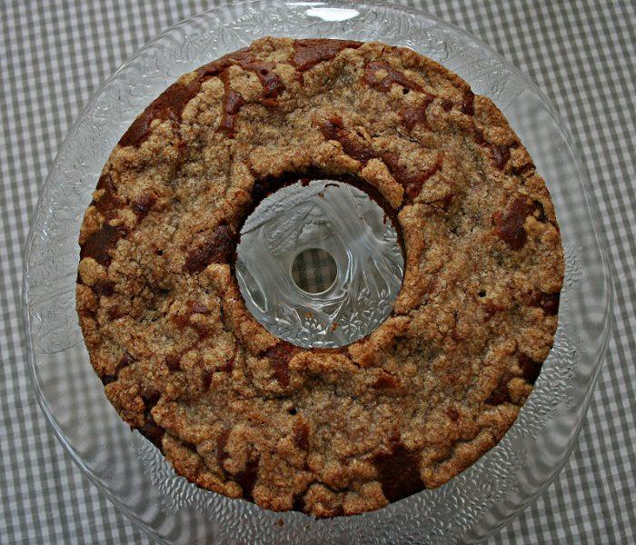 Kürbis – Dinkel – Kuchen