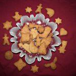 lebkuchen - keks - ausstechen - weihnachtskuchen