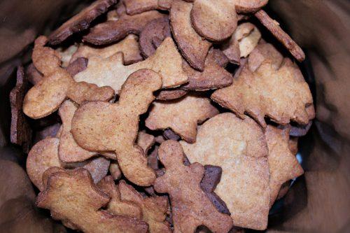 weihnachtskuchen - lebkuchen - ausstechkekse - keks