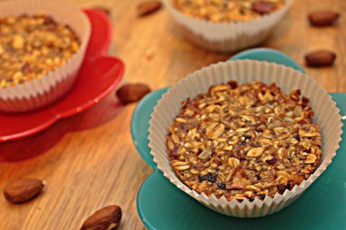 muesli - riegel - muffin - nuesse