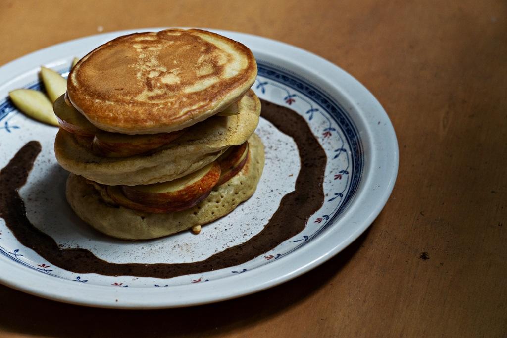 Pancakes aus 4 Zutaten