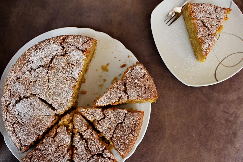 Maiskuchen aus 5 Zutaten